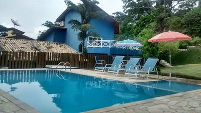 Photo for Excellent House of High standard in gated community, with private pool !!!