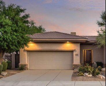 Photo for Quiet North Scottsdale Bellasera gated community, 3 Bedroom