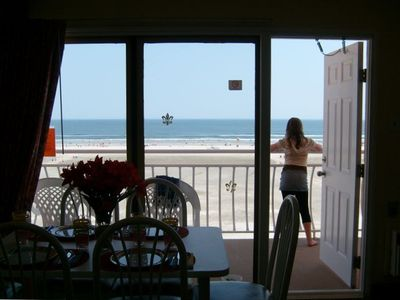 Photo for Directly On Beach-Breathtaking Views, 7/30-8/4 AVAILABLE