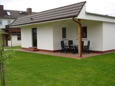 Photo for Modern and comfortably furnished holiday home near the beach