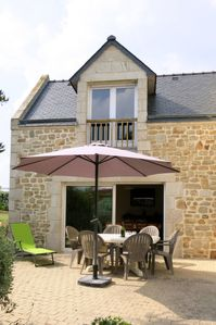 Photo for Vacation home Tazie (PHM300) in Plouhinec Morbihan - 6 persons, 3 bedrooms
