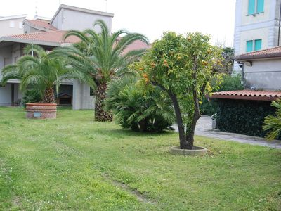 Photo for Villa Sara - Apartment with Garden near the sea