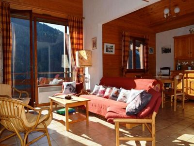 Photo for Apartment Le Grand-Bornand, 2 bedrooms, 8 persons