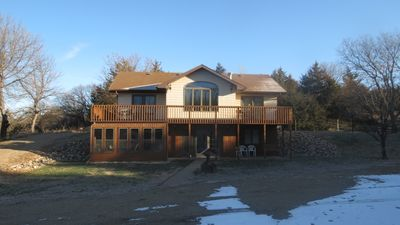 Beautiful house located within 1/4 mile of the Missouri River