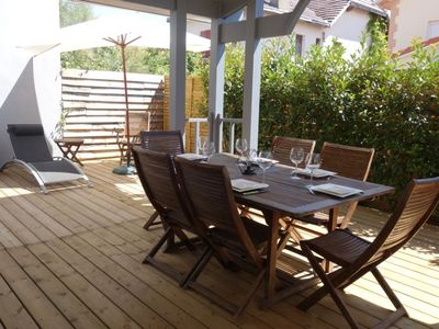 Photo for Arcachon Holiday Home, Sleeps 6 with WiFi