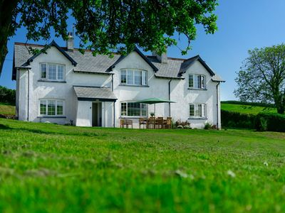 Photo for Refurbished 5-bedroom farmhouse located within easy reach of North Devon's golden beaches