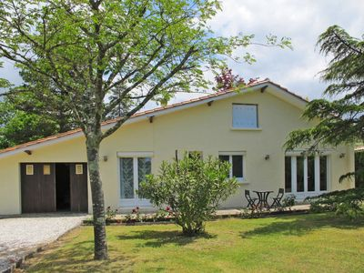 Photo for Vacation home Brémontier (HUT150) in Hourtin - 6 persons, 3 bedrooms