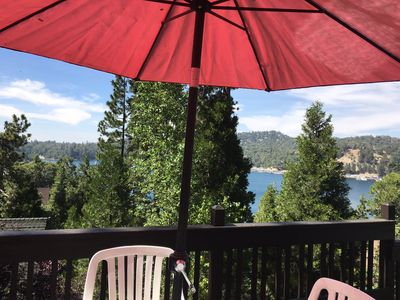 Photo for 2BR Cottage Vacation Rental in Lake Arrowhead, California