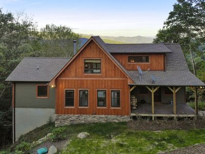 Photo for Owls Nest - Pet Friendly, Pool Table, Views, Indoor & Outdoor Fireplaces