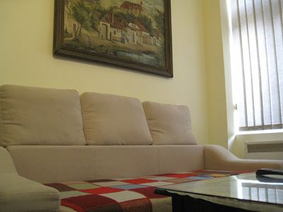 Photo for ★Spacious Apartment in Historical Building★2 Beds