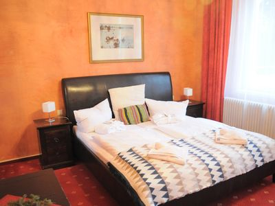Photo for Double room sea side - AURELIA Hotel St. Hubertus