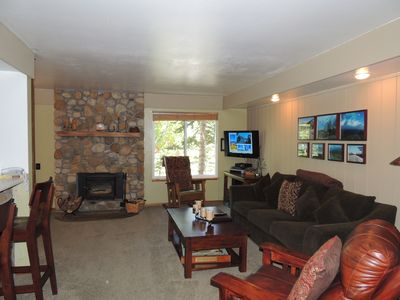 Photo for Perfect cozy condo for a family-friendly retreat, close to shuttle and short walk to the Village