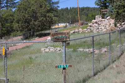 One Acre Fenced Lot