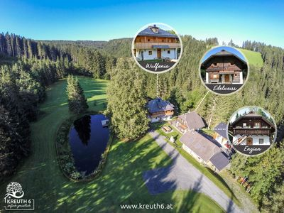 Photo for Urlaubsalm Kreuth 6 - Hut Edelweiss (3-4 persons)