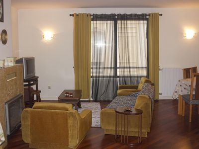 Photo for Casino Prime apartment in Figueira da Foz with private parking, balcony & lift.