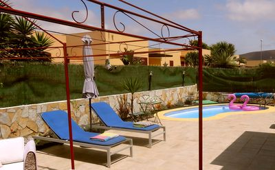 Photo for Beautiful villa with 2 pools - Tamaragua (Corralejo - Fuerteventura)