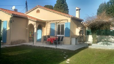 Photo for Beautiful little house on the French Riviera