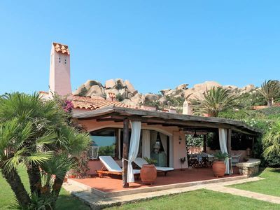 Photo for Vacation home Le Rocce  in Porto Rafael Palau, Sardinia - 4 persons, 2 bedrooms