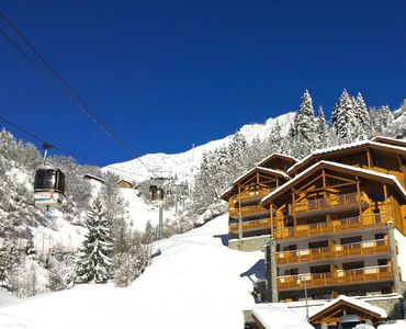 Photo for Spacious flat  SKIIN/OUT Champagny/La Plagne - Linen included - VANOISE PARK
