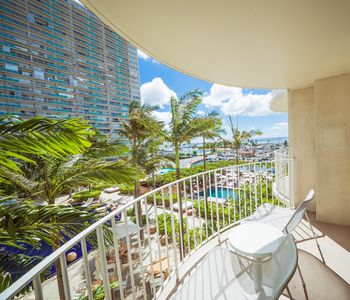 Photo for The Modern Honolulu - Studio Suite with Terrace King