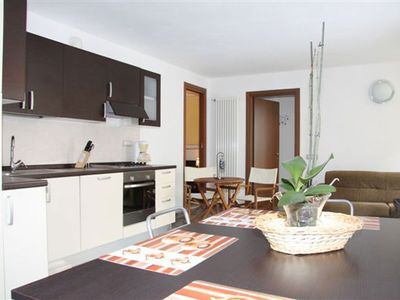 Photo for With attention to detail furnished 2-bedroom apartment in the heart of the old town of Intra
