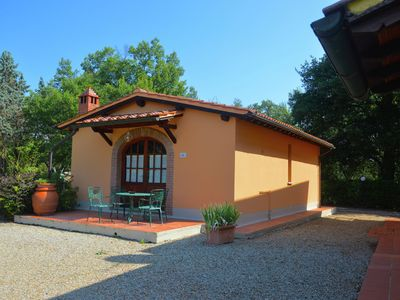 Photo for Spacious Farmhouse in Terranuova Bracciolini with Pool