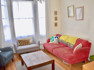 Photo for Bright 2 Bedroom House in Central Brighton