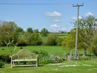 Photo for Grade 2 Listed 18c Cottage in Lovely Suffolk Countryside close to Heritage Coast