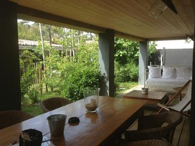 Photo for Last minute offer - Cap Ferret Peninsula, Piraillan with Garden