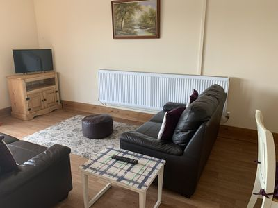 Photo for Spacious Eco, Pet Friendly Chalet,  Forest of Dean, Wye Valley