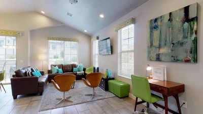 Photo for Pet Friendly, 3 Master Suites, Free Wifi, BBQ Grill, Patio!  Sleeps 14!