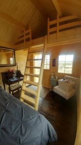 Photo for Want Camping WITHOUT The Hassle? Cozy Secluded Log Cabin