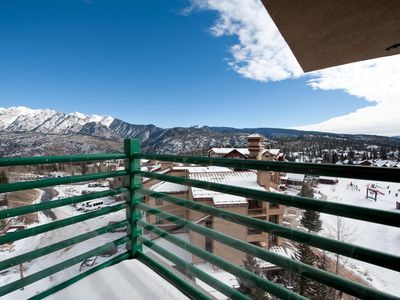 Photo for Penthouse Condo at Purgatory Resort - Hot Tub - Awesome Views