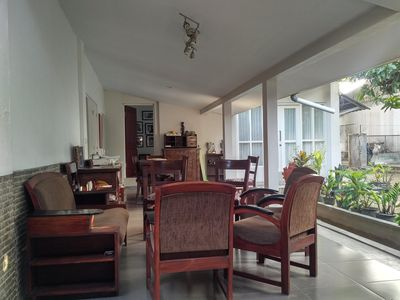 Photo for Сosy 3 Bedroom house with 1950s Javanese Jengki style