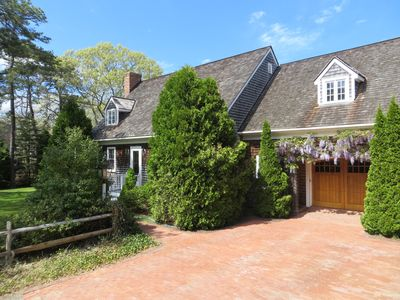 Photo for Bright and Charming Edgartown Cape- with tennis courts