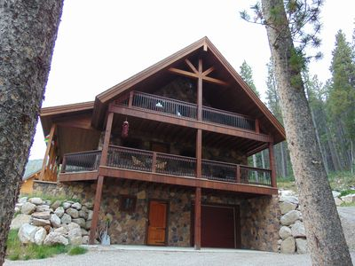 Photo for Monarch Crest Chalet -3 miles from Monarch Ski Area and Monarch Crest Mtn. bike
