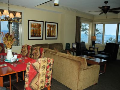 Photo for NEW YEAR'S 2019 IN TAHOE - 2 BEDROOM + POOL + SPA - PRIVATE LIFT TO HEAVENLY