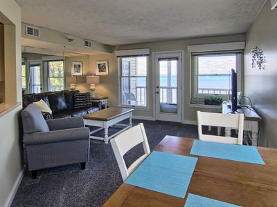Photo for NSI209 is a charming 2BR North Shore Inn Condo on World Class Lake Michigan!