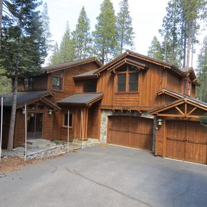 Photo for Custom home with two master suites and large deck outback surrounded by nature.