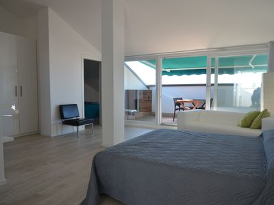 Photo for Attic Valentina is your ideal apartment to stay in Mestre-Venezia