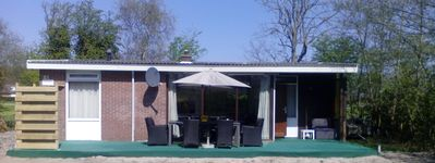 Photo for This bungalow for 5 persons is located on the coast of St Maartenzee in North Holla