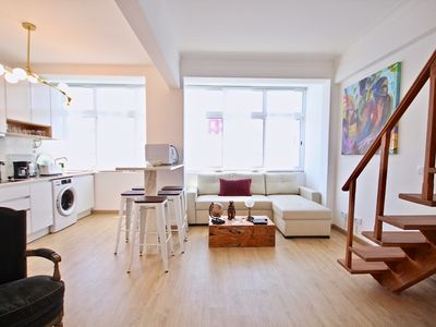 Photo for Mint Apartment, Wifi, Private terrace