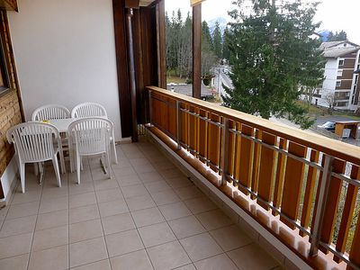 Photo for Apartment La Bercière 21 in Villars - 4 persons, 2 bedrooms