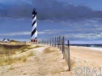Photo for Cape Hatteras Beach Bungalow 2 br 1 ba Sleep 4 Footsteps to Ocean & Sound