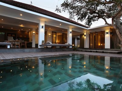 Photo for ELEGANT LUXURY 3BDR+POOL SEMINYAK