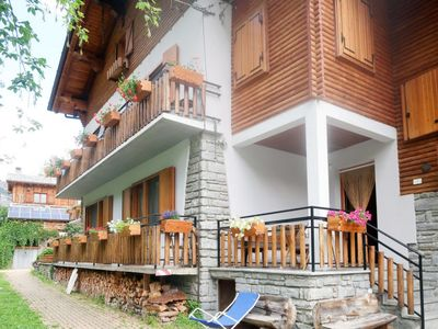 Photo for Apartment Gran Paradiso (RSG100) in Rhemes Saint Georges - 5 persons, 2 bedrooms