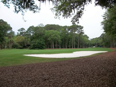 Photo for Wonderful Updated Villa - #2 Hole Of Famed Harbour Town Golf Links
