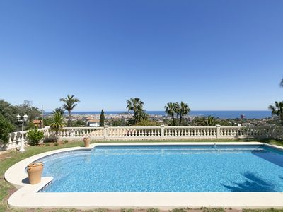 Photo for Villa Montgo Denia - Montgo, Denia, Costa Blanca