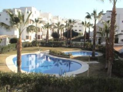 Photo for Excellent 3 bed Apartment situated between Estepona and Marbella.