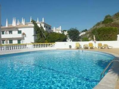 Photo for Apartment 150 meters from the beach with swimming pool